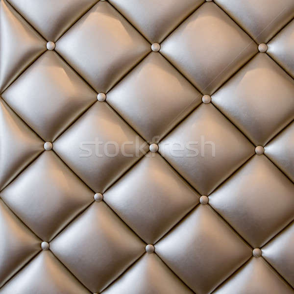 luxury vintage style fabric with button texture from sofa Stock photo © art9858
