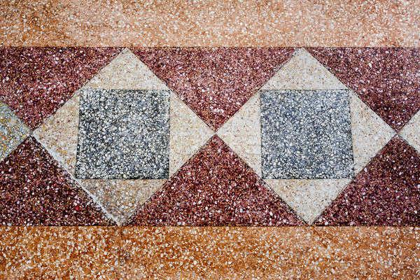 marble-stone mosaic texture. Stock photo © art9858