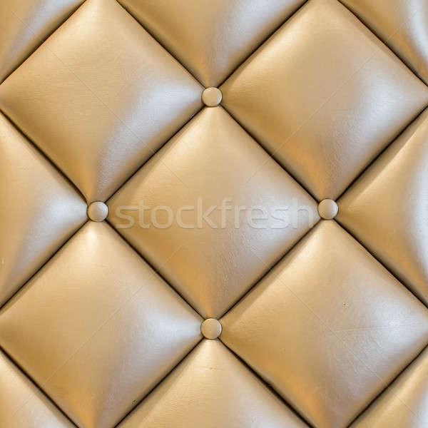 Lüks bağbozumu stil kumaş düğme doku Stok fotoğraf © art9858