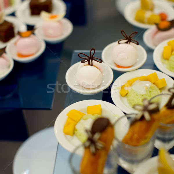 appetizer finger food at party Stock photo © art9858