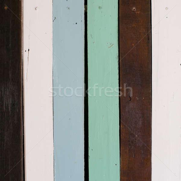Fa anyag régi tapéta építkezés fal természet Stock fotó © art9858