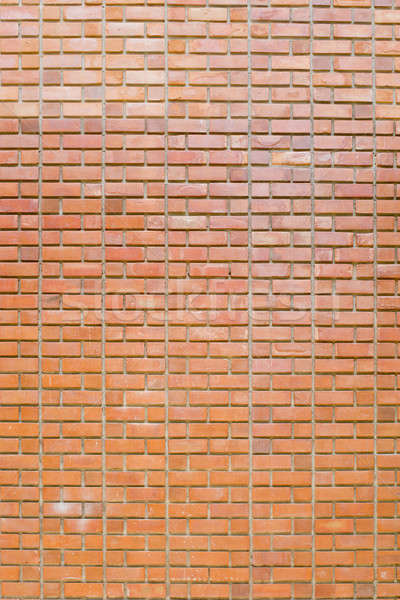 Brick wall background Stock photo © art9858