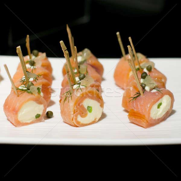 Finger Food Stock photo © art9858