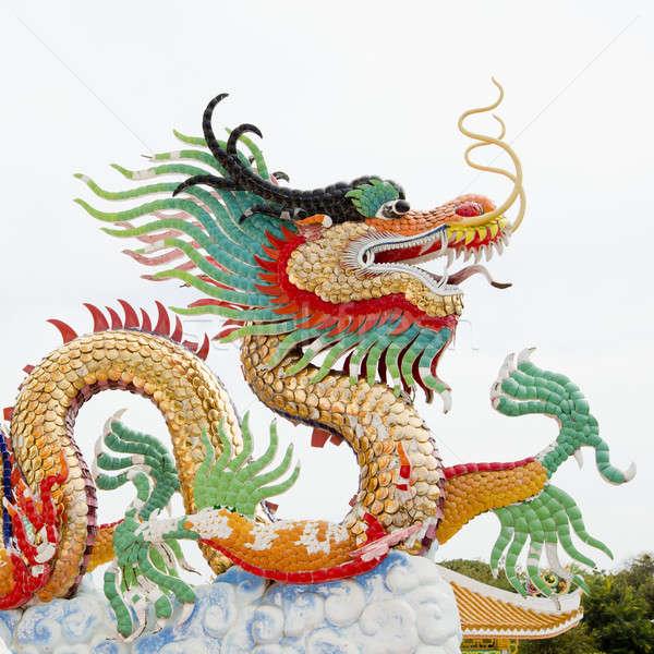 Chinese dragon Stock photo © art9858