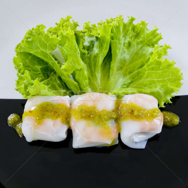 Buffet stijl voedsel restaurant partij Stockfoto © art9858