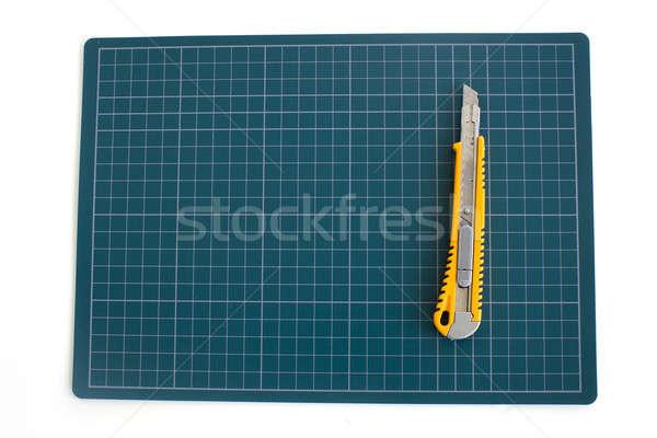 Pad paper cutter Stock photo © art9858