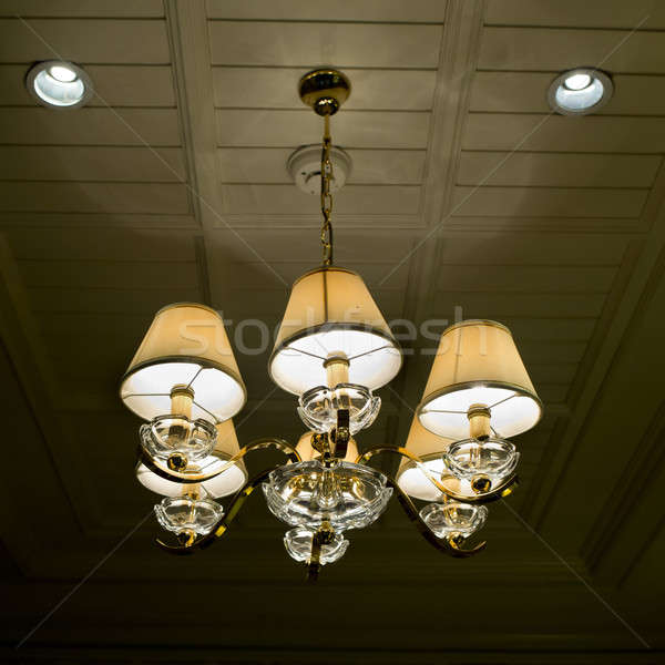 lighting of lamps Stock photo © art9858