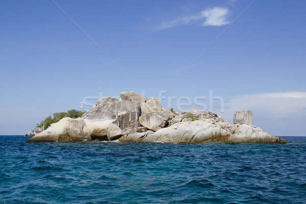 Seascape with small island, Koh Lipe, Thailand Stock photo © art9858
