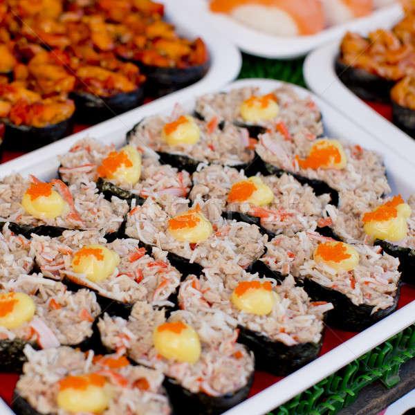 sushi Stock photo © art9858