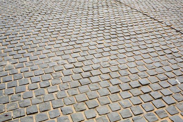 Baksteen textuur bouw abstract ontwerp achtergrond Stockfoto © art9858