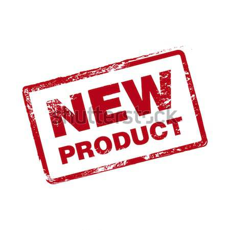 New Product Vector Stamp Stock photo © artag