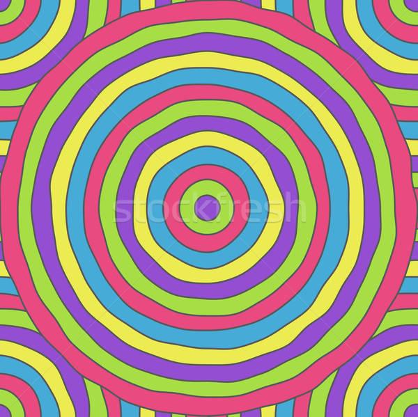 Color Vintage Pattern  Stock photo © artag