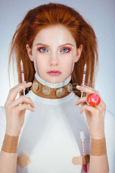 Plastic Surgery Concept Stock photo © artfotodima
