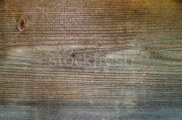 texture of old wooden background Stock photo © artfotoss