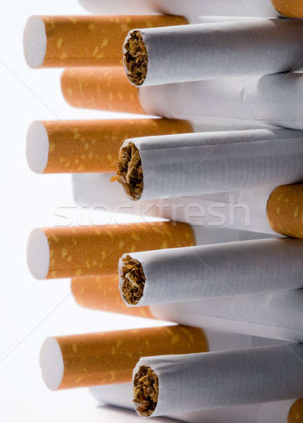 cigarettes Stock photo © artfotoss