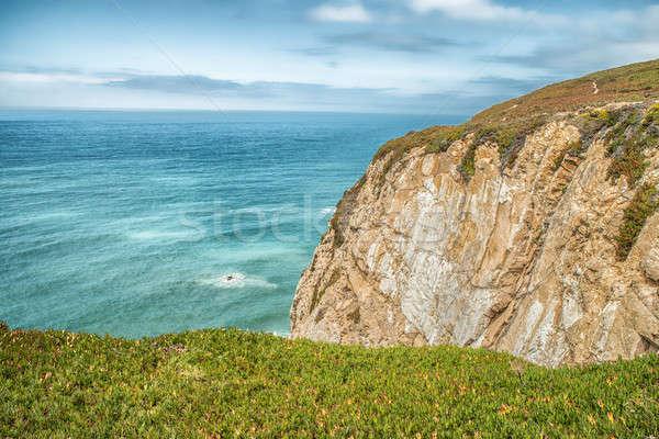 Cabo da Roca (Cape Roca), Portugal Stock photo © artfotoss