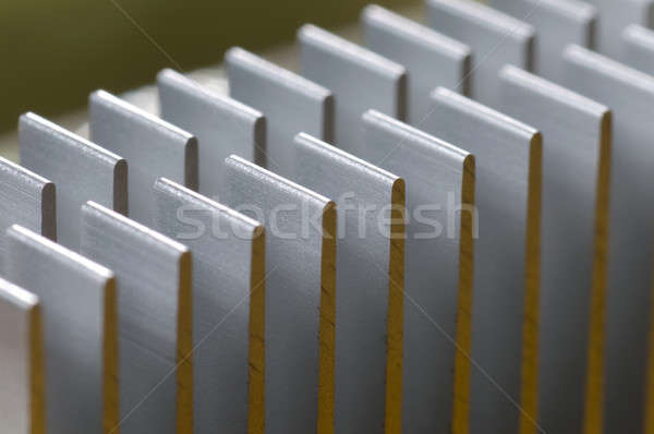 computer board with the chips Stock photo © artfotoss