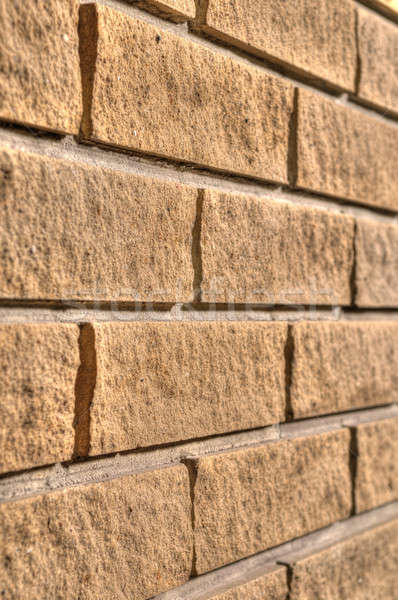 Brick wall texture Stock photo © artfotoss