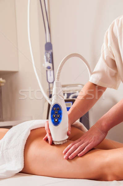 Anti cellulite treatment Stock photo © artfotoss