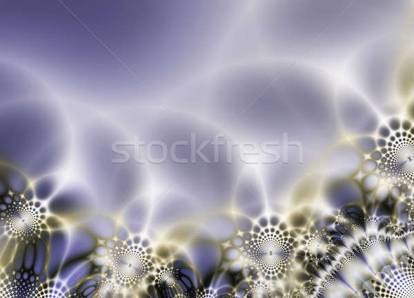 ornamental abstract background Stock photo © Artida
