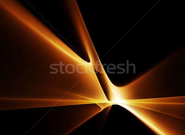 運動 抽象的な 実例 エネルギー 企業 ストックフォト © Artida
