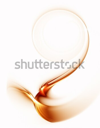 fiery speedy motion, rotation Stock photo © Artida