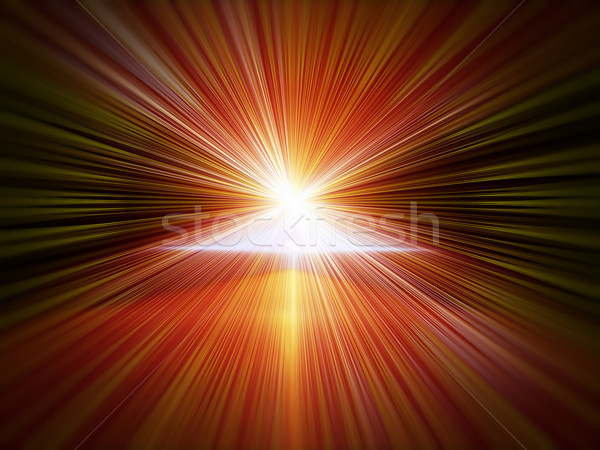 explosion of light, blast Stock photo © Artida
