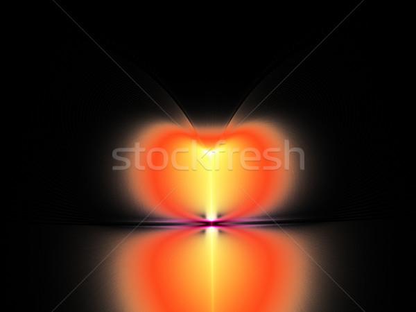 Foto d'archivio: Magnetico · campo · linee · texture · design · sfondo