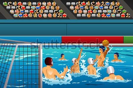 Modern Pentathlon Sport Stock photo © artisticco
