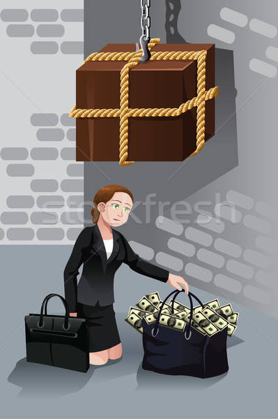 Business risk concept Stock photo © artisticco