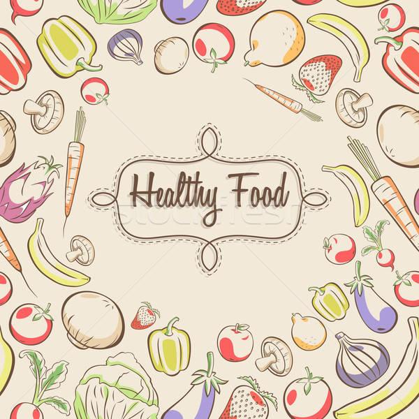 Alimentacao Saudavel Cartaz Projeto Fruto Desenho