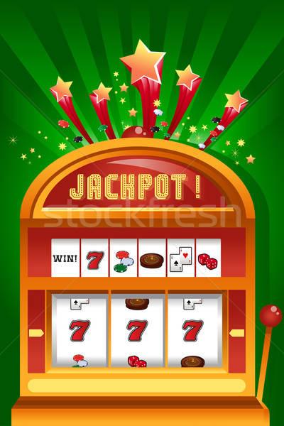 Casino gambling design Stock photo © artisticco