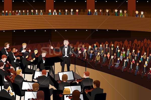 Classical Music Concert Stock photo © artisticco