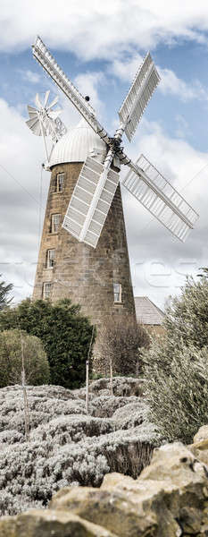 Callington Mill, Oatlands, Tasmania, Australia Stock photo © artistrobd