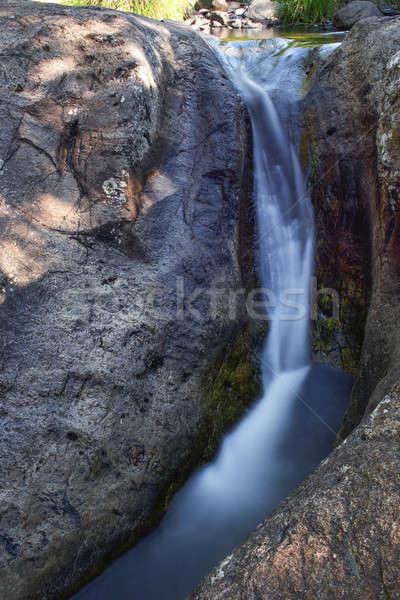 Killarney Glen waterfall  Stock photo © artistrobd