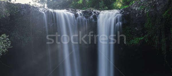 Killen Falls, Tintenbar, New South Wales. Stock photo © artistrobd