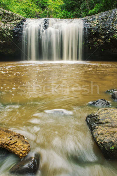 Lip falls Stock photo © artistrobd