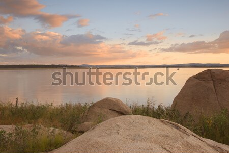 Lake Leslie in Queensland Stock photo © artistrobd