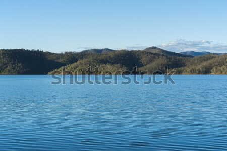 Lake Wivenhoe in Queensland during the day Stock photo © artistrobd