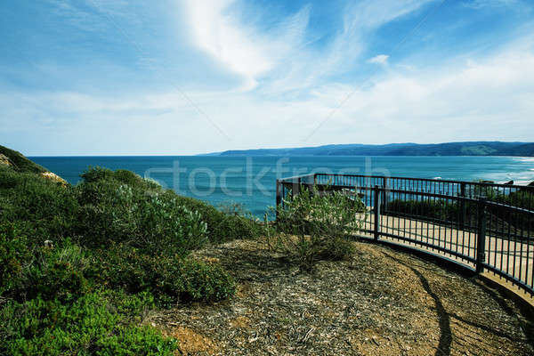 View of Split Point beach during the day Stock photo © artistrobd