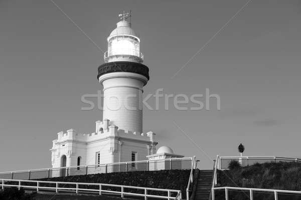 Cape Byron Lighthouse Stock photo © artistrobd