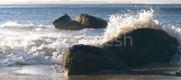 Wategos beach in Byron Bay Stock photo © artistrobd