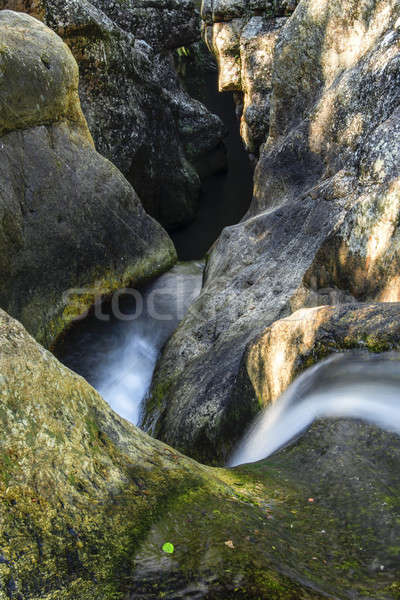 Killarney Glen waterfall  Stock photo © artistrobd
