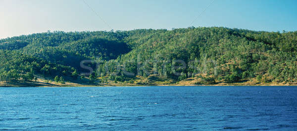 Cressbrook Dam in Biarra, Queensland Stock photo © artistrobd