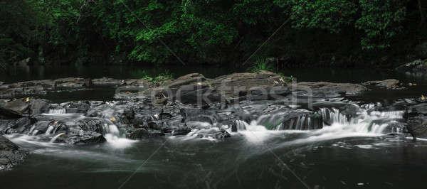 Gardners Falls in Maleny, Sunshine Coast Stock photo © artistrobd