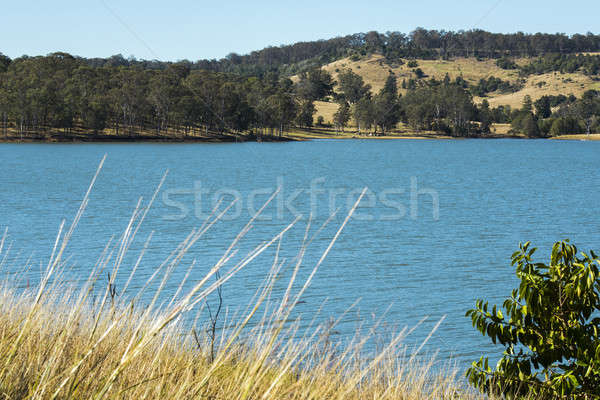 Lake Moogerah in Queensland during the day Stock photo © artistrobd