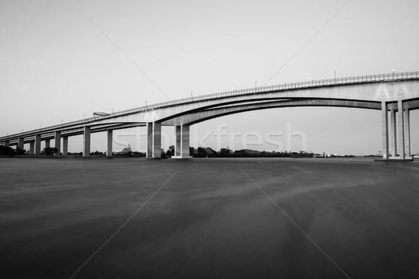 Gateway Bridge Motorway in Brisbane Stock photo © artistrobd