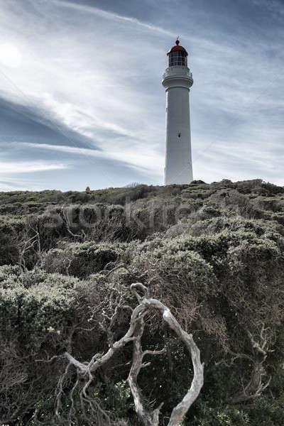 Split Point Lighthouse in Aireys Inlet. Stock photo © artistrobd