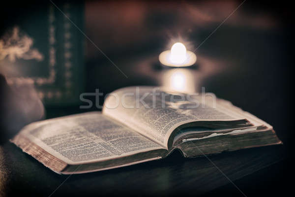 The Bible Stock photo © artistrobd