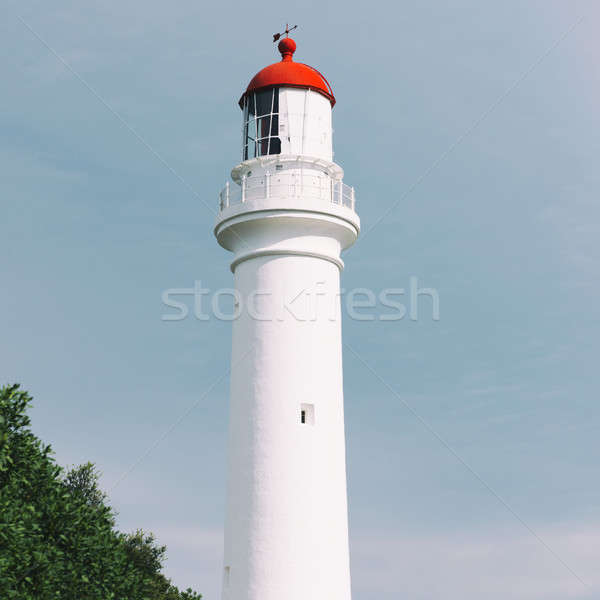 Split Point Lighthouse in Aireys Inlet. Stock photo © artistrobd